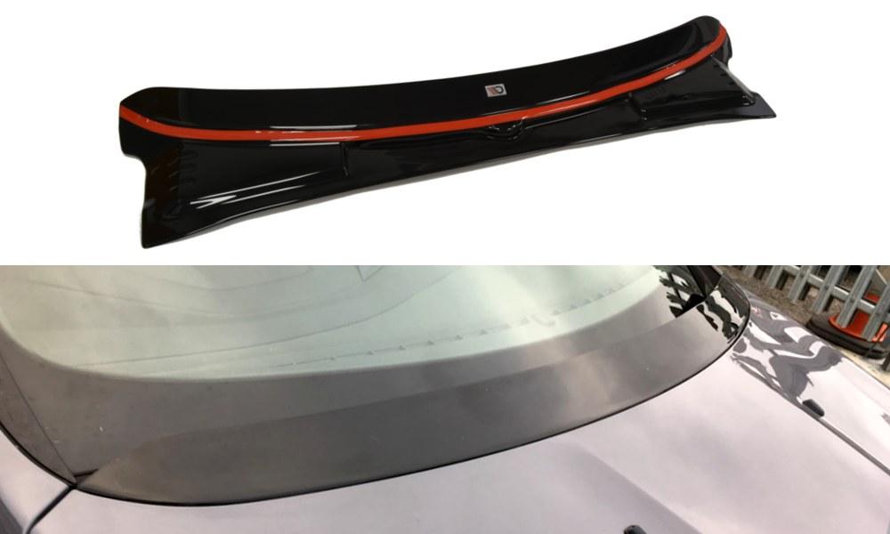 Przedłużenie Maski Ford Focus MK3 Polift Model - GRUBYGARAGE - Sklep Tuningowy